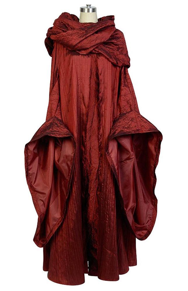 Game of Thrones Melisandre Dress