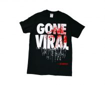 Walking Dead Gone Viral zombie T-shirt