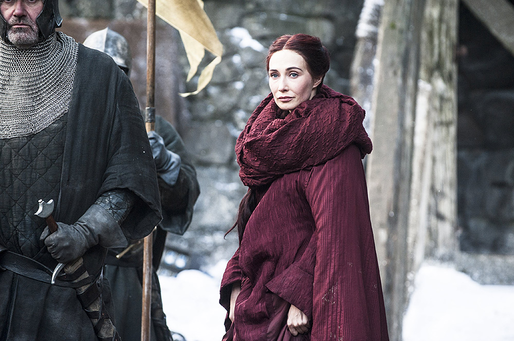 Realistic Melisandre costume