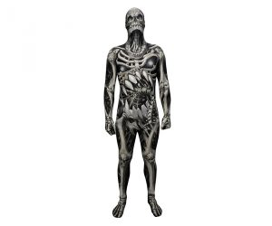 Monster Skeleton Morphsuit