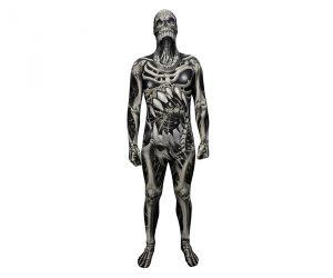 Monster Skeleton Morphsuit