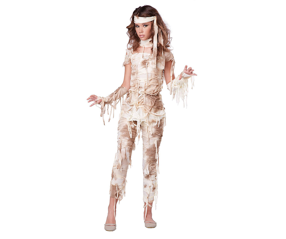 Mummy Halloween Costume for Women
