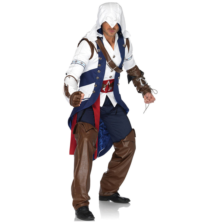 Realistic Assassin's Creed Connor Costume