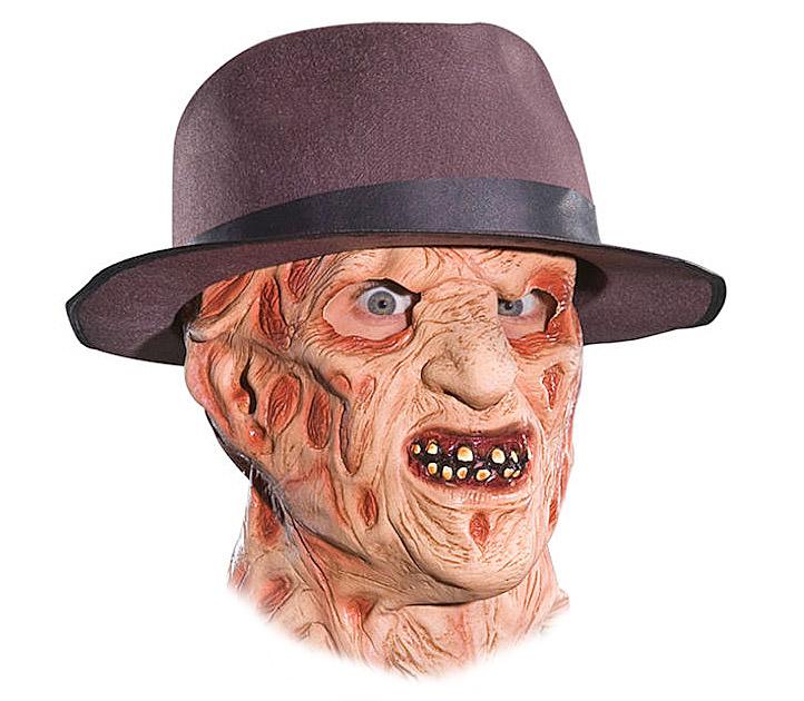 Realistic Freddy Krueger Overhead Mask