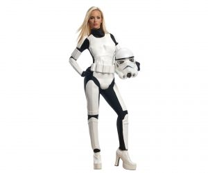 Star Wars women's Stormtrooper costume