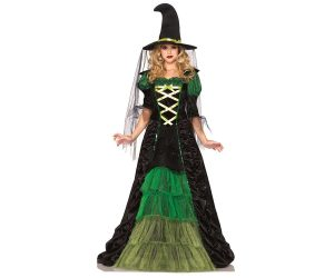 Storybook Witch Halloween Costume