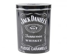 Jack Daniel's Whiskey Fudge Caramels