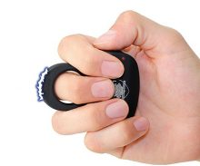 Stun Gun Ring - The perfect self-defense gear