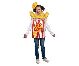 Kids Kernel Popcorn Costume