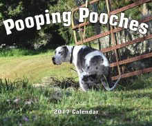 Pooping Pooches Calendar