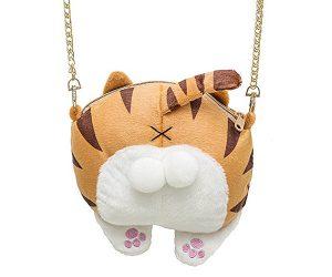 The Cat Butt Shoulder Bag