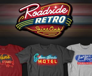 Roadside Retro Shirt Club