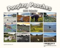 Pooping Pooches Calender
